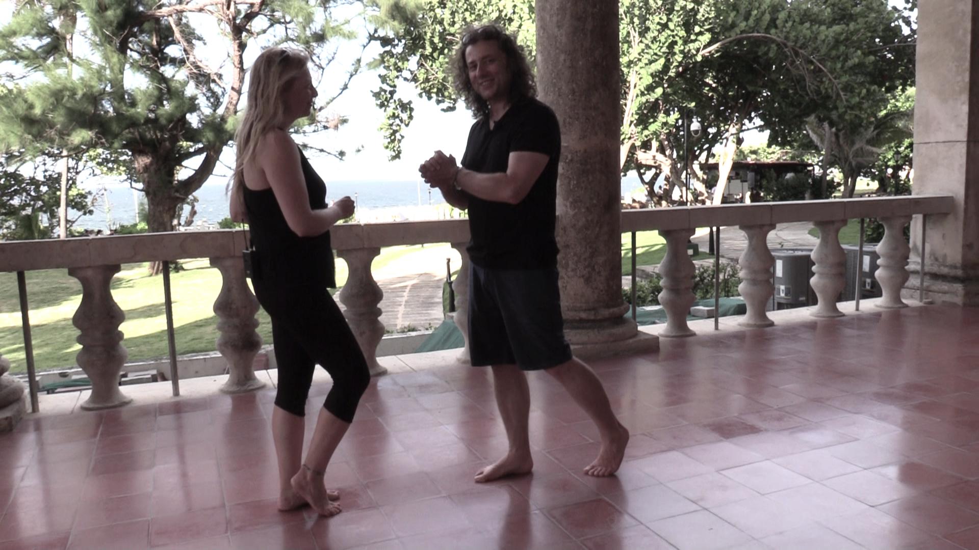 salsa dance instruction course online