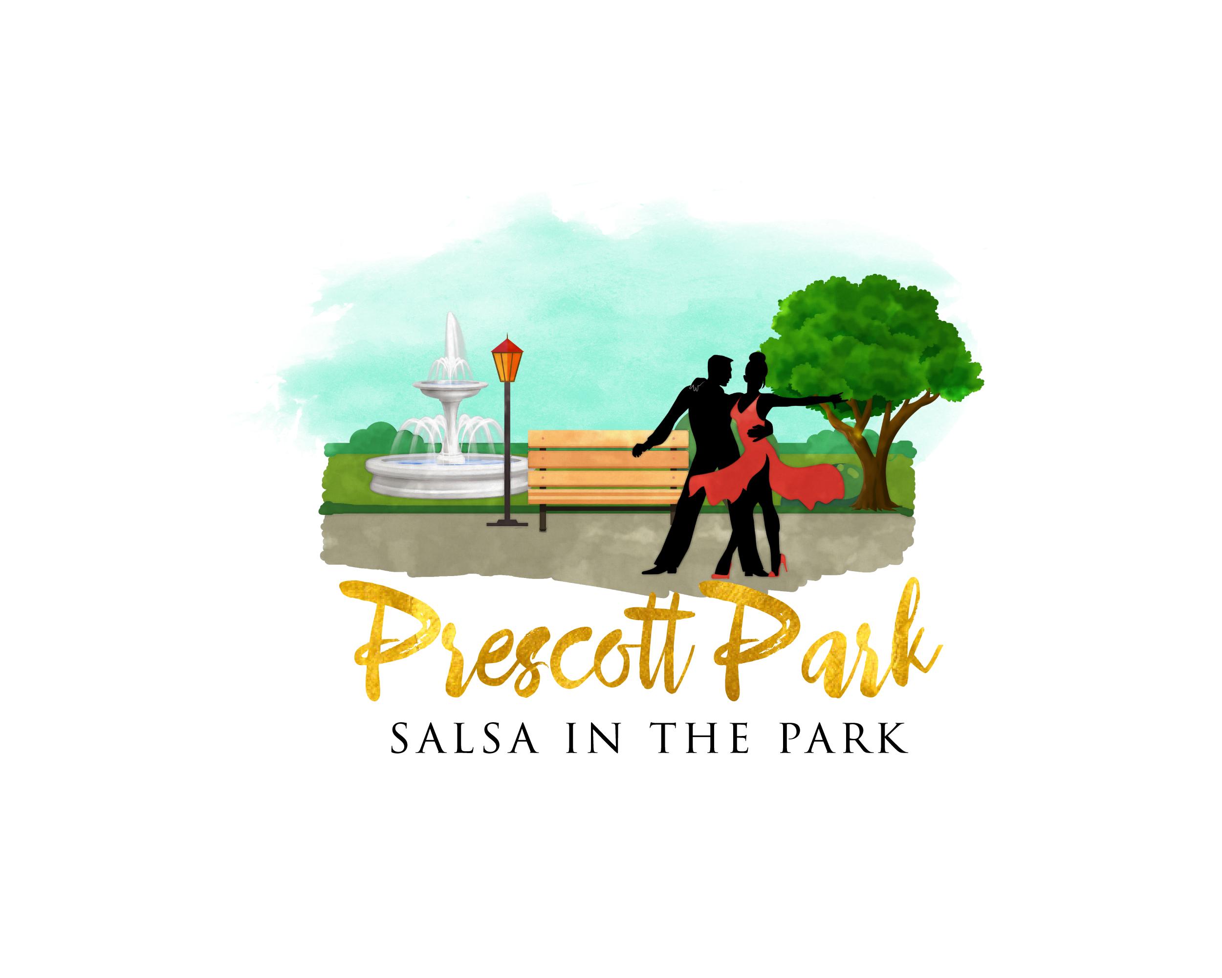 Prescott Park park salsa Portsmouth