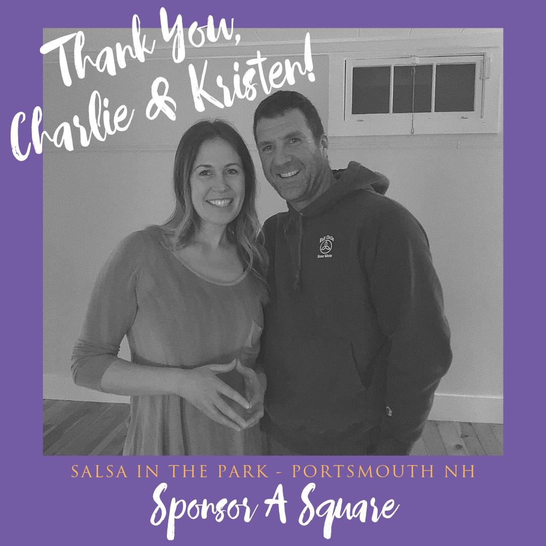Charlie & Kristen