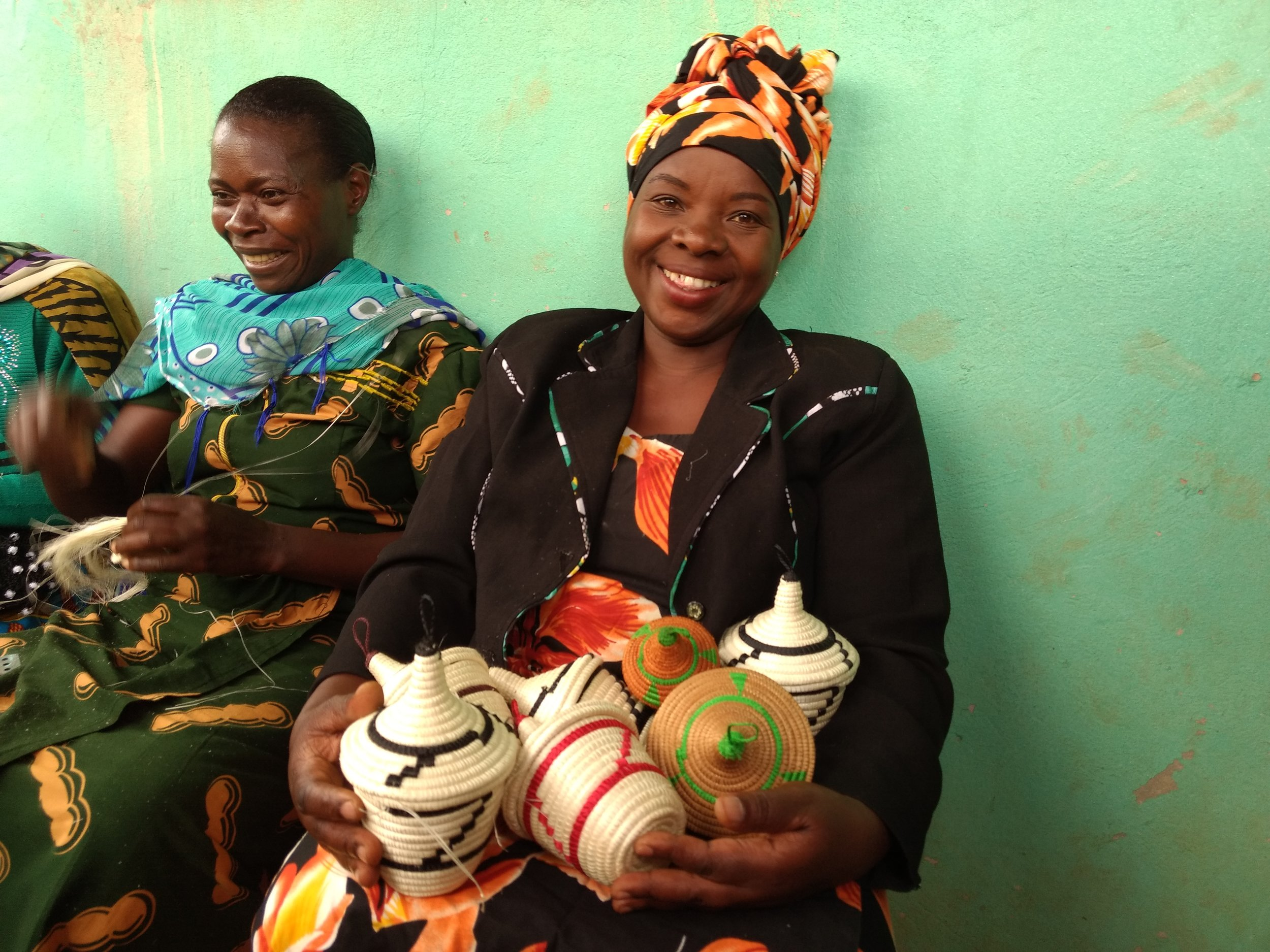 Annonciate is our partner in Rwanda who leads UMUTUZO North, an association of women dedicated to economic advancement and healthy families.