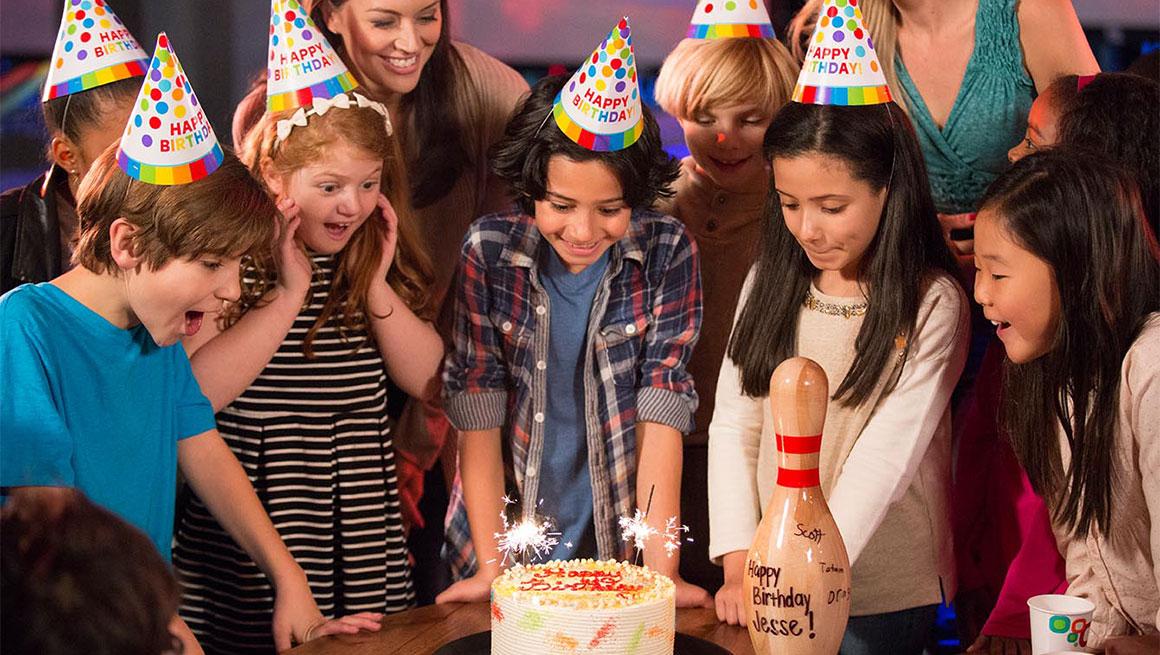 harley's Kids Birthday