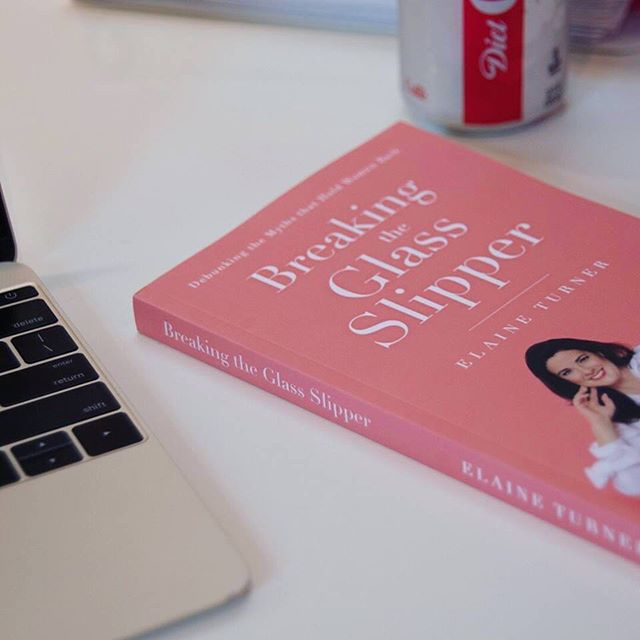 Happy National Book Lovers Day!! I am so excited to share with you that Elaine Turner is launching a book on August 23rd!  It sets out to debunk the myths that hold women back and is full of wisdom on how to be your best self.  In honor of National Book Lovers Day and the launch of Breaking the Glass Slipper, share with me a book that has been inspirational or motivation for you. . Be sure to follow in on the book launch movement: #BreakTheGlassSlipper