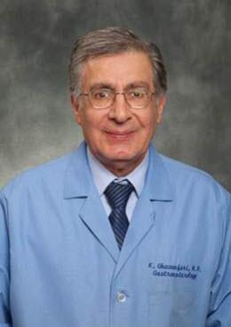 Dr. Keikhosrow Ghazanfari