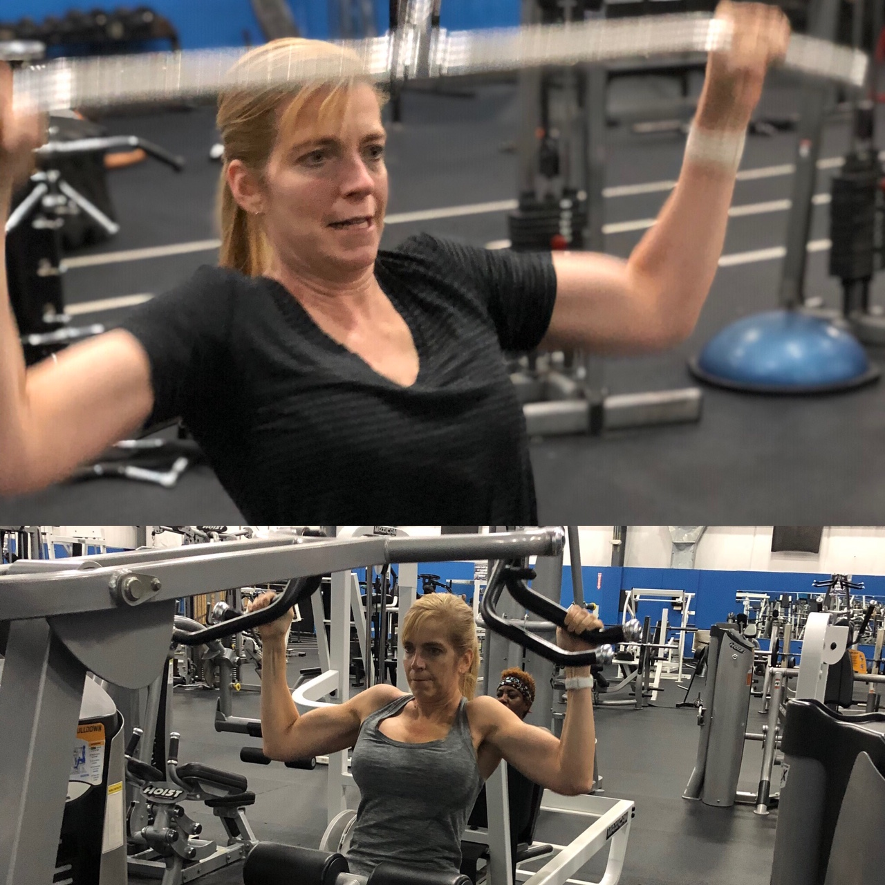 "Dianne Einstein. Founder ""Einstein Law LLC"" - I have consistently worked out all of my life. I was a college basketball player, and I continued working out even after my athletic career ended. When I turned 40, I noticed that I was working out more but not seeing results. My weight was in the normal range but I always had a rounded stomach, and I had difficulty in building muscle in my arms and shoulders. I tried different diets and different work-outs, but I stayed the same until I met Quincy Williams of Q-Fitness. I started working with him six months ago. He tweaked my diet and exercise program. I was working smarter, not harder. Even if I wasn't working directly with Quincy, he has an APP of exercises that I follow. As a result, my stomach is completely flat, my arms are muscular and I am down to the weight I was in high school! At 49 years old, I am in the best shape in my life. I also feel great! I highly recommend Quincy. He's amazing."
