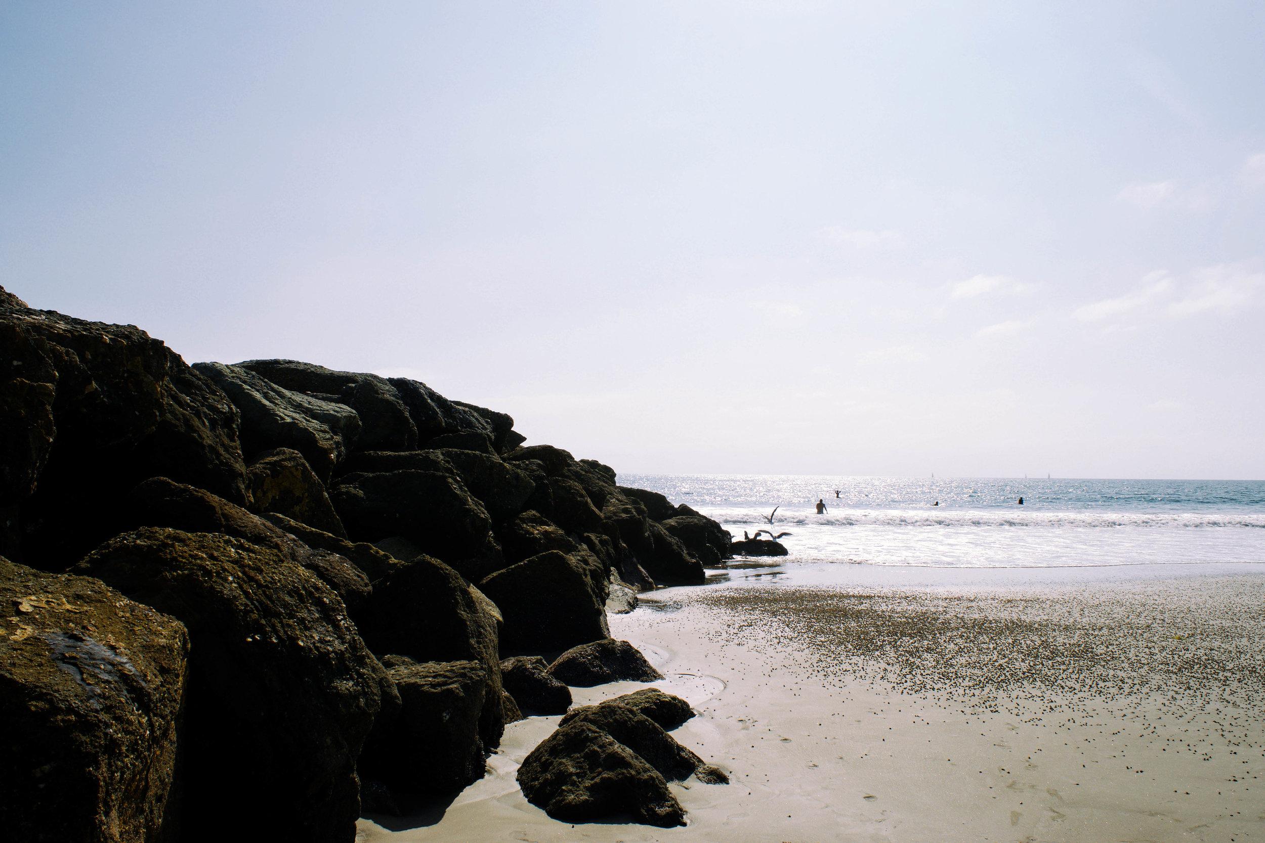 AN AFTERNOON ON VENICE BEACH - CA