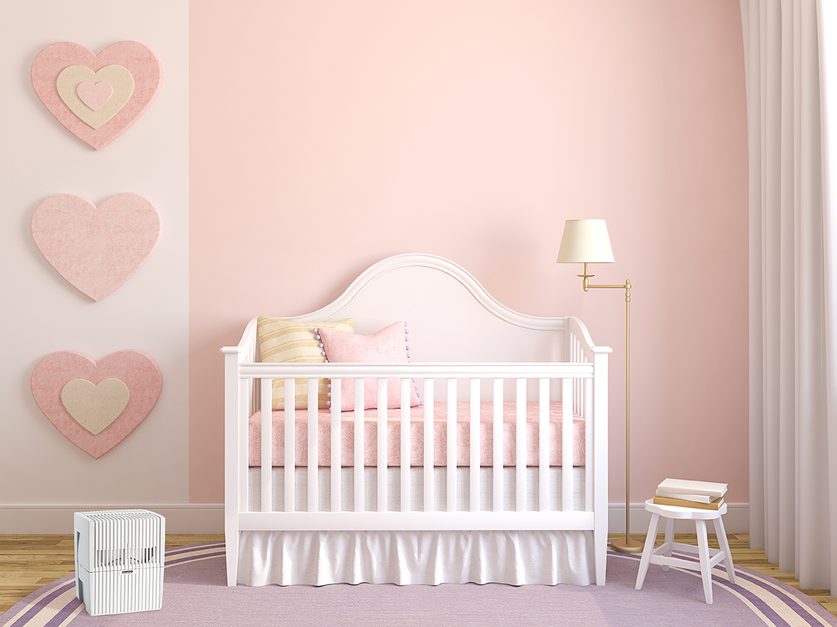 Venta Airwasher in baby nursery
