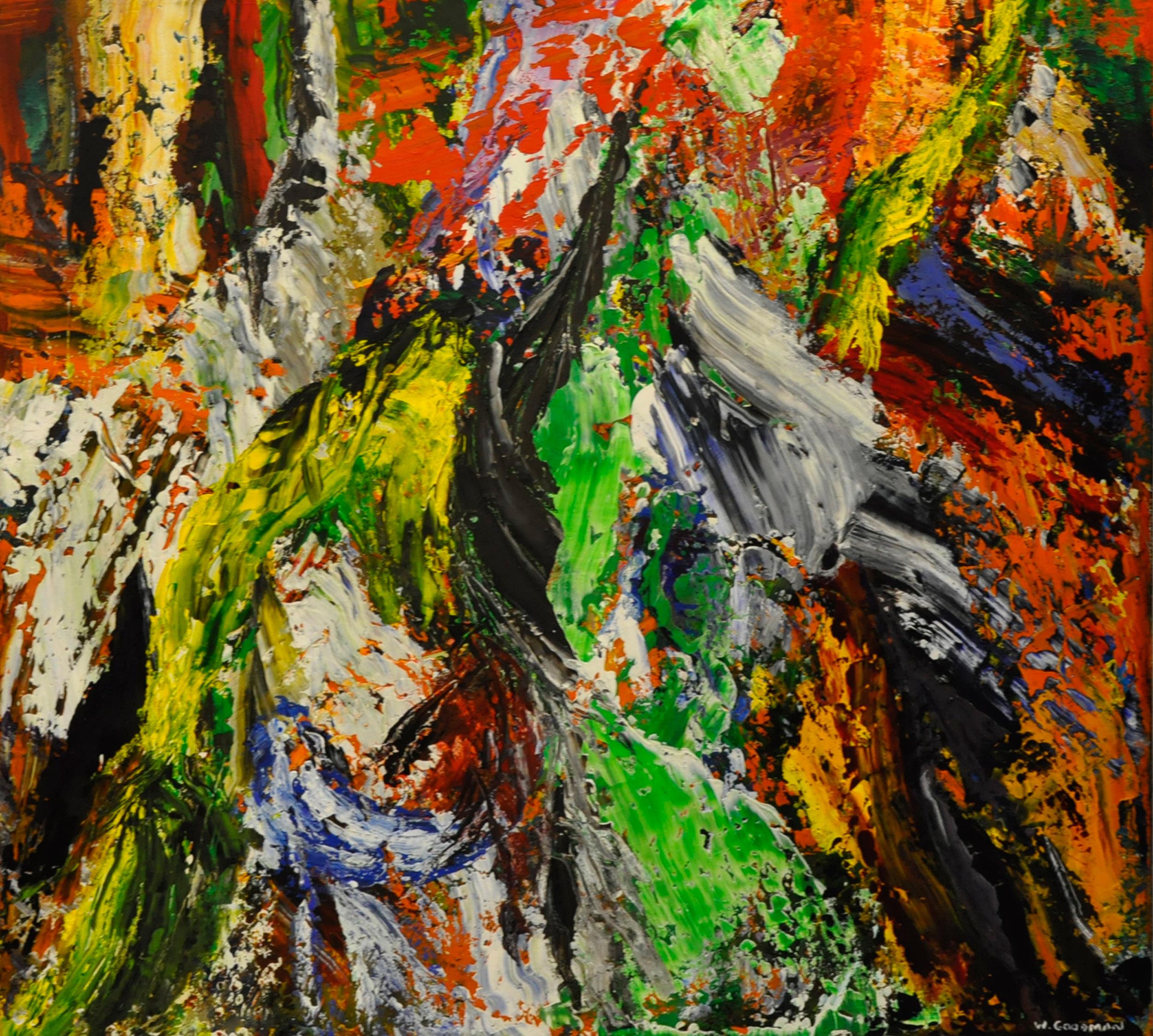 Abstract-Foss-II