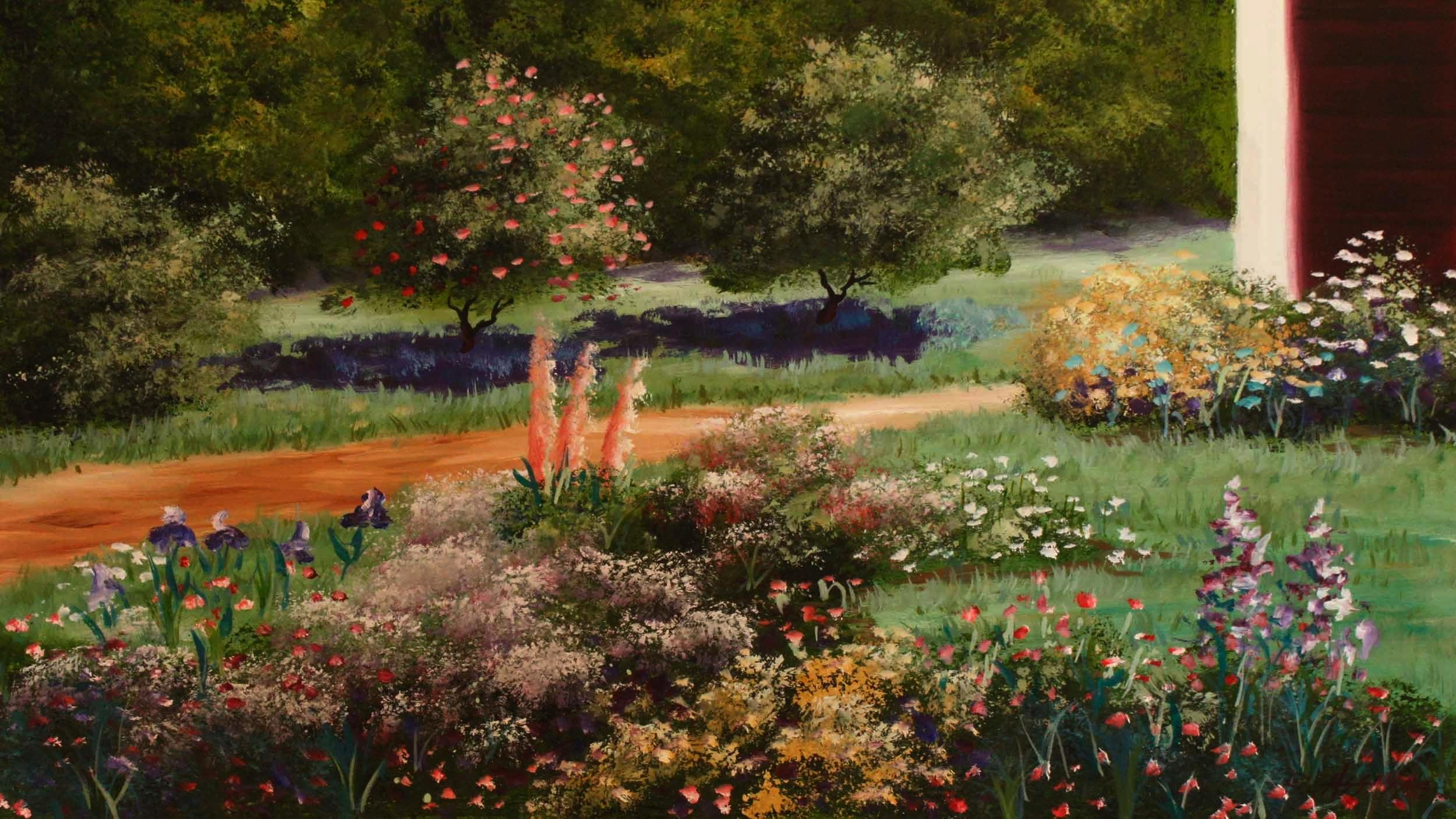 Garden Promenade