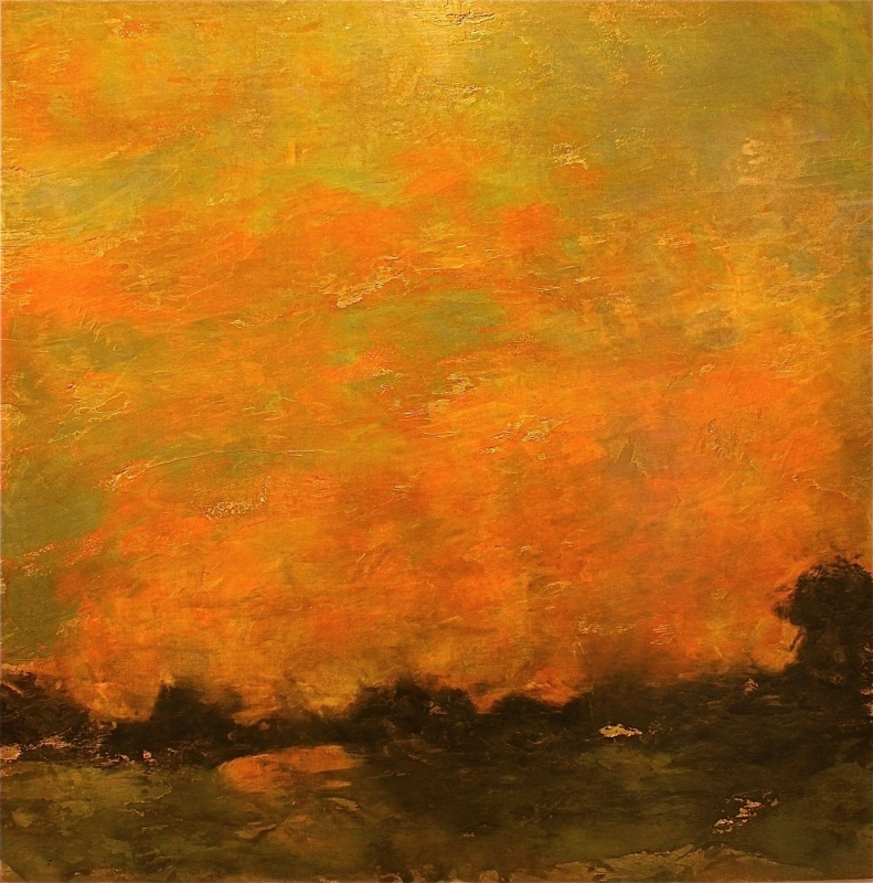 Morning Light_Italian Landscape