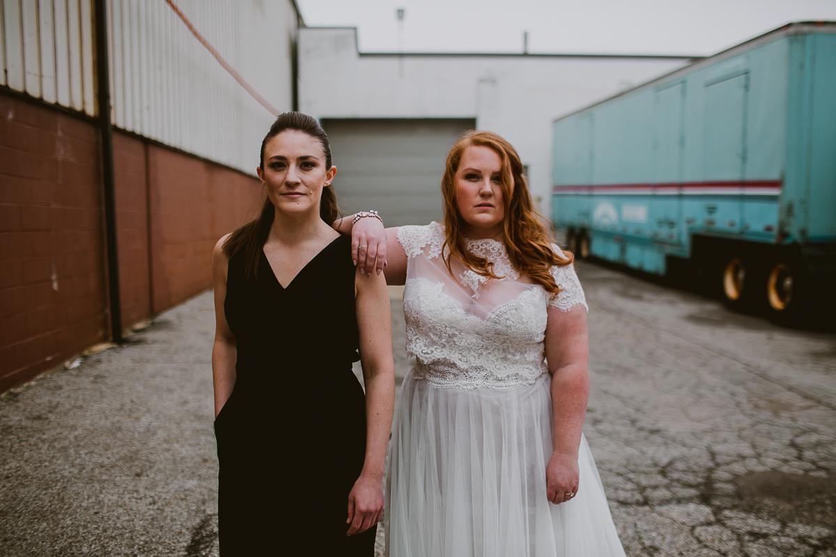 andria & lindsaycleveland wedding -
