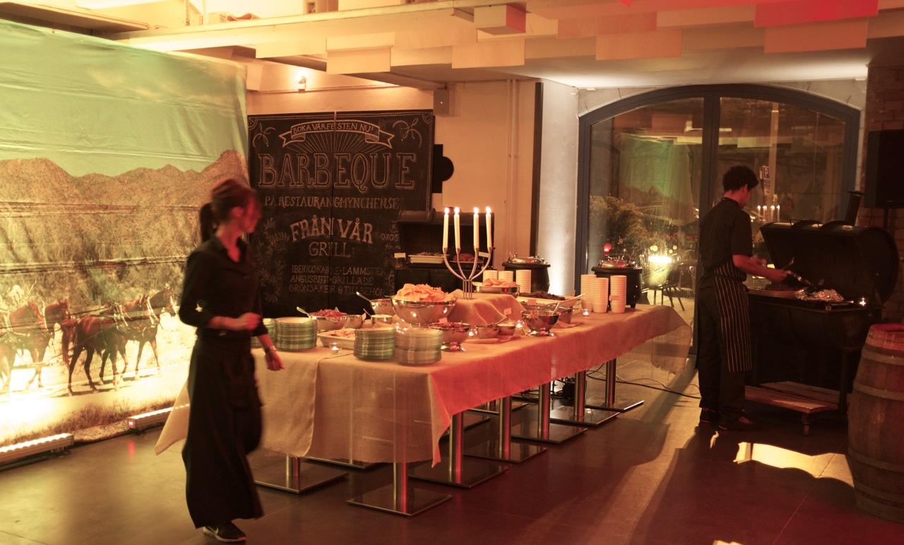 Hemlagat mat från grunden i våra lokaler i Münchenbryggeriet