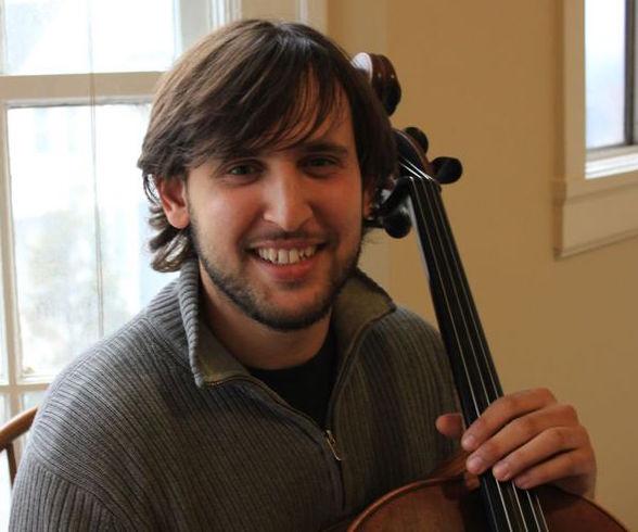 Emanuel Evans, cello