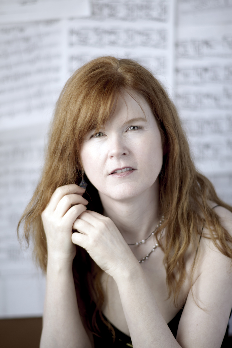 Sarah Cahill, piano