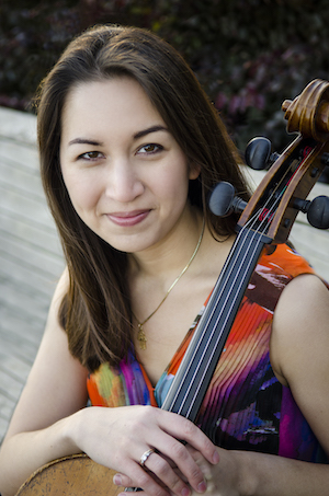 Laura Gaynon, cello
