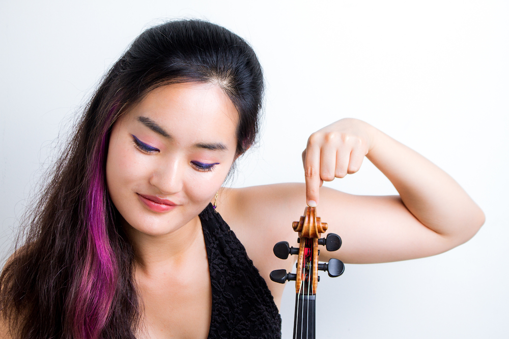 YuEun Kim, violin
