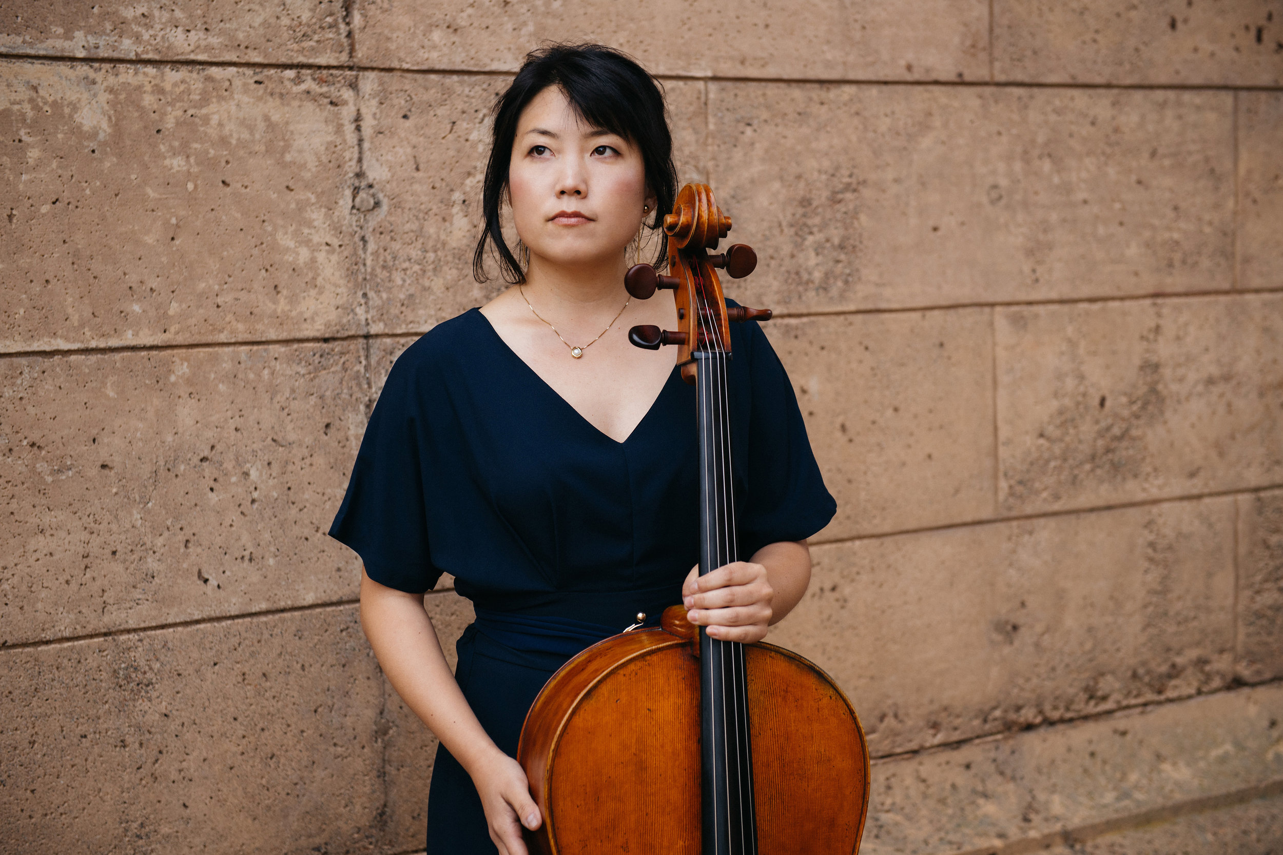 Michelle Kwon, cello