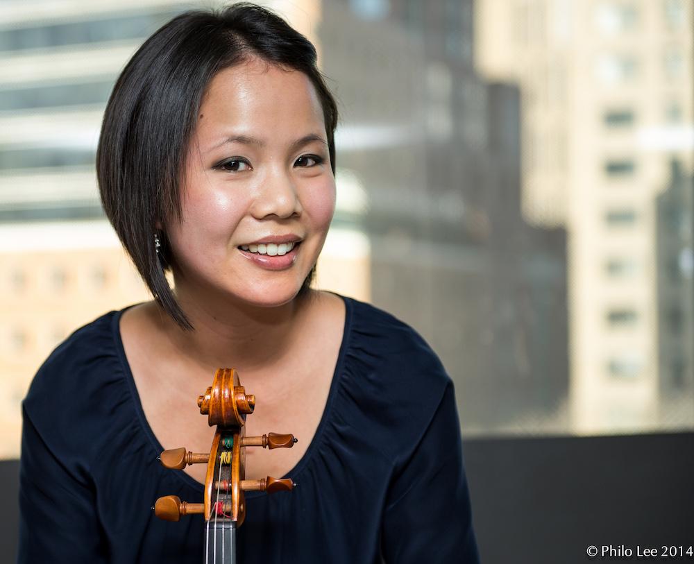 Jessica Chang, viola