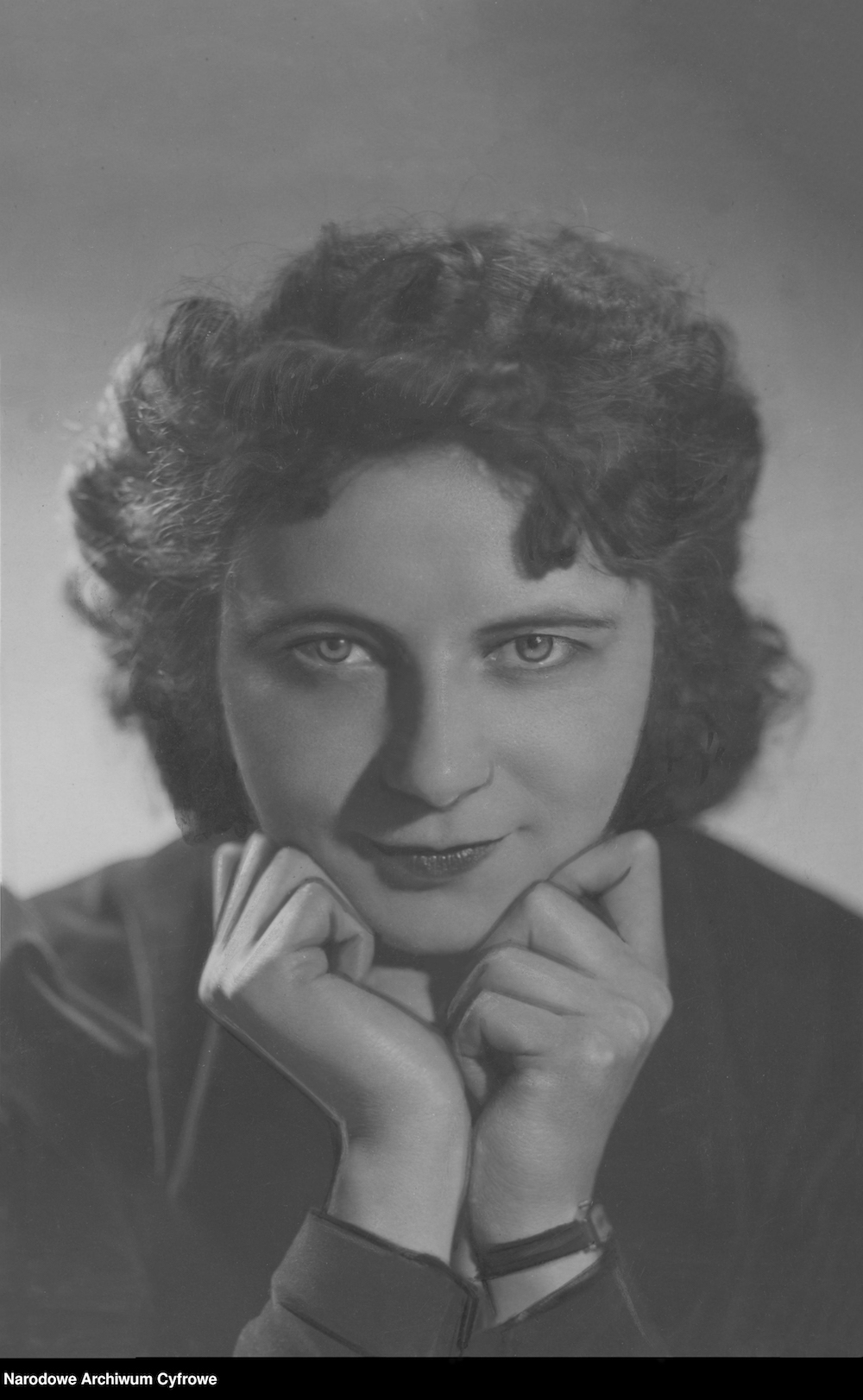 Grażyna Bacewicz, courtesy of the National Digital Archives of Poland