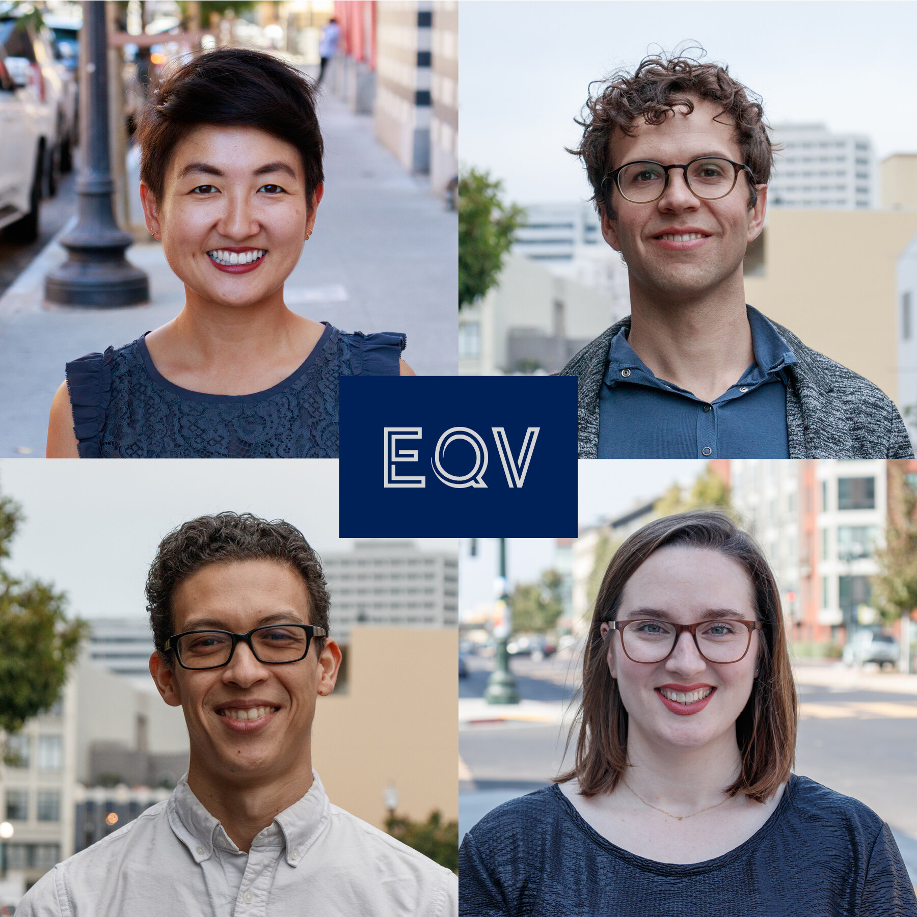 EQV vocal quintet