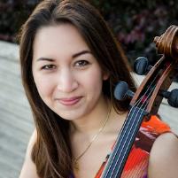 Laura Gaynon, cello
