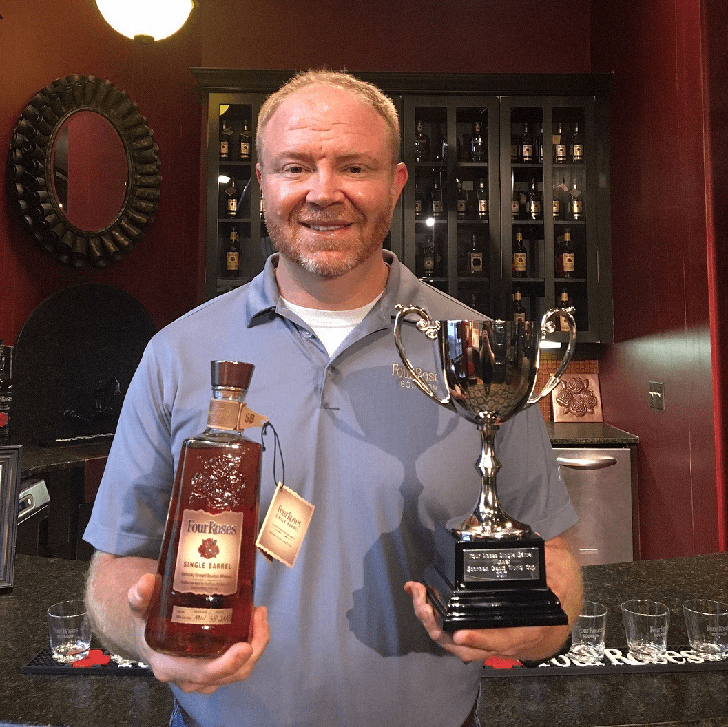 Will your favourite Master Distiller be holding the Bourbon Gents World Cup trophy this year?