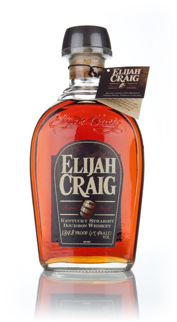Number 8 - Elijah Craig Barrel Proof