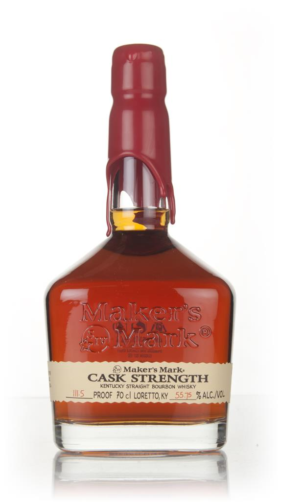 Number 5 - Maker's Mark Cask Strenght