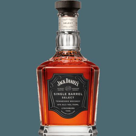 Number 10 - Jack Daniels Single Barrel Select