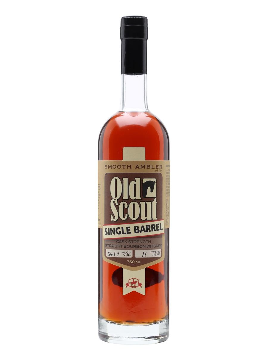 Number 3 - Smooth Ambler Old Scout Single Barrel