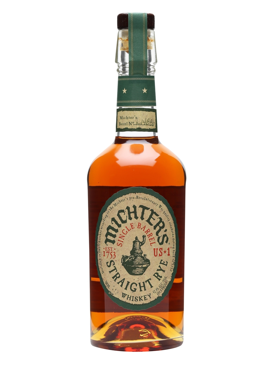 Number 6 - Michter's Straight Rye Single Barrel