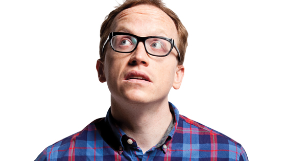 Actor/Comedian Chris Gethard draws from his personal experience to address a fan's question about suicidal ideation.