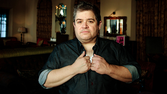 Comedian, Patton Oswalt reflects on the sudden loss of his wife and how he has coped with grief