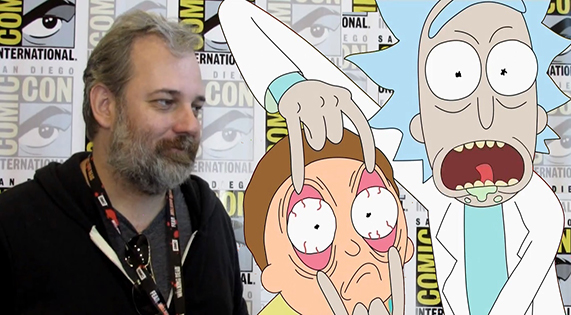 Community and Rick and Morty creator Dan Harmon gives advice to a fan who asked him about depression.