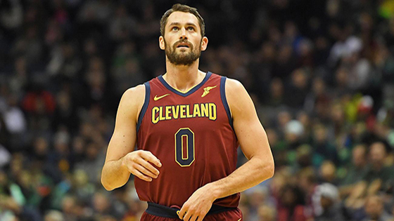 Kevin Love from the Cleveland Cavaliers talks about his first panic attack and the value of sharing your emotional struggles.
