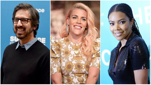 Ray Romano and Busy Philipps give mental health advice to their younger selves.