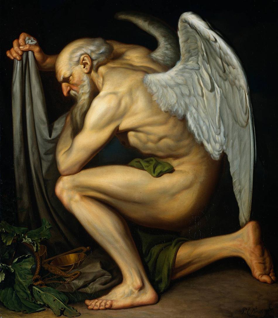 Pieter Cornelis Wonder: Father Time, 1810; Rijksmuseum, Amsterdam