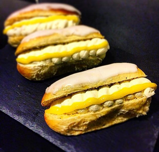 Sweet Bread Recipe: Orange and Cardamon Iced Bun