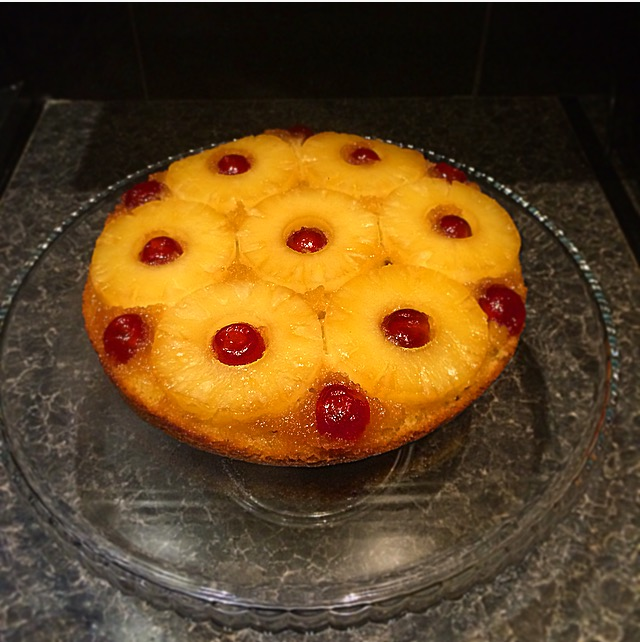 Pineapple Upside Downcake