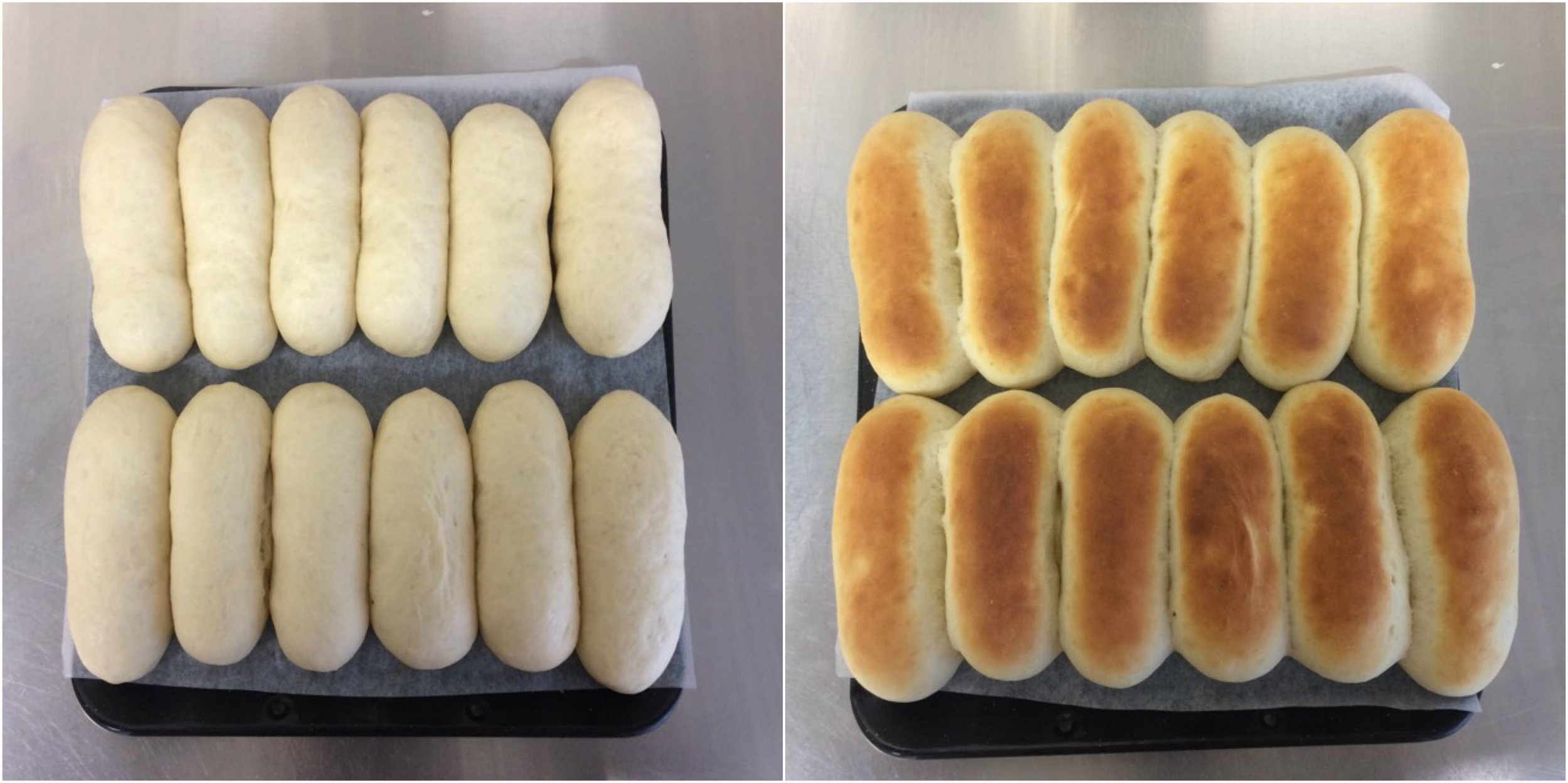 GBBO Technical Challenge S2E7 - Iced Buns