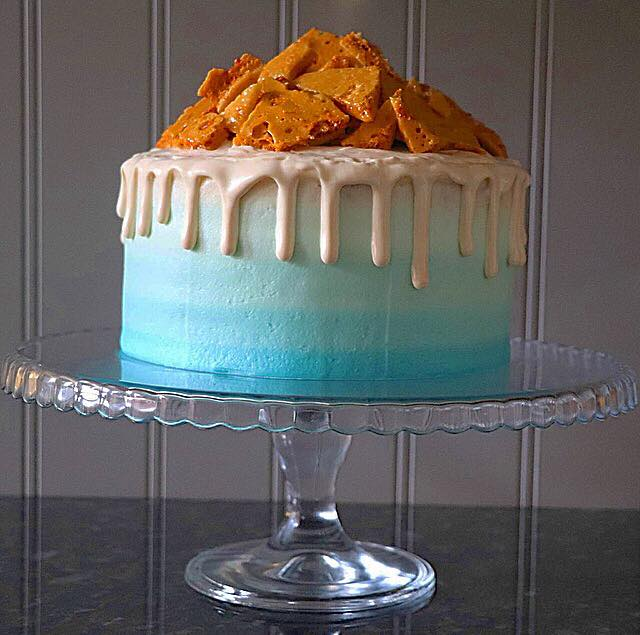 Earl Grey and Honey Ombre Drip Cake Final.jpg