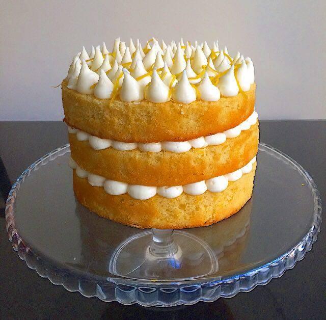 The Ultimate Lemon Cake
