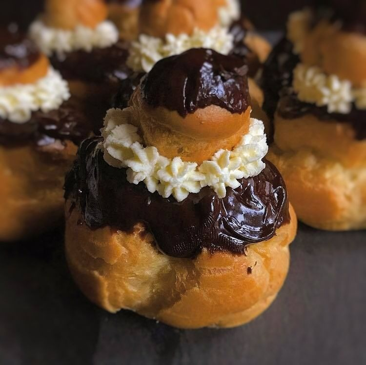 GBBO Technical Challenge S4E7 - Religieuses