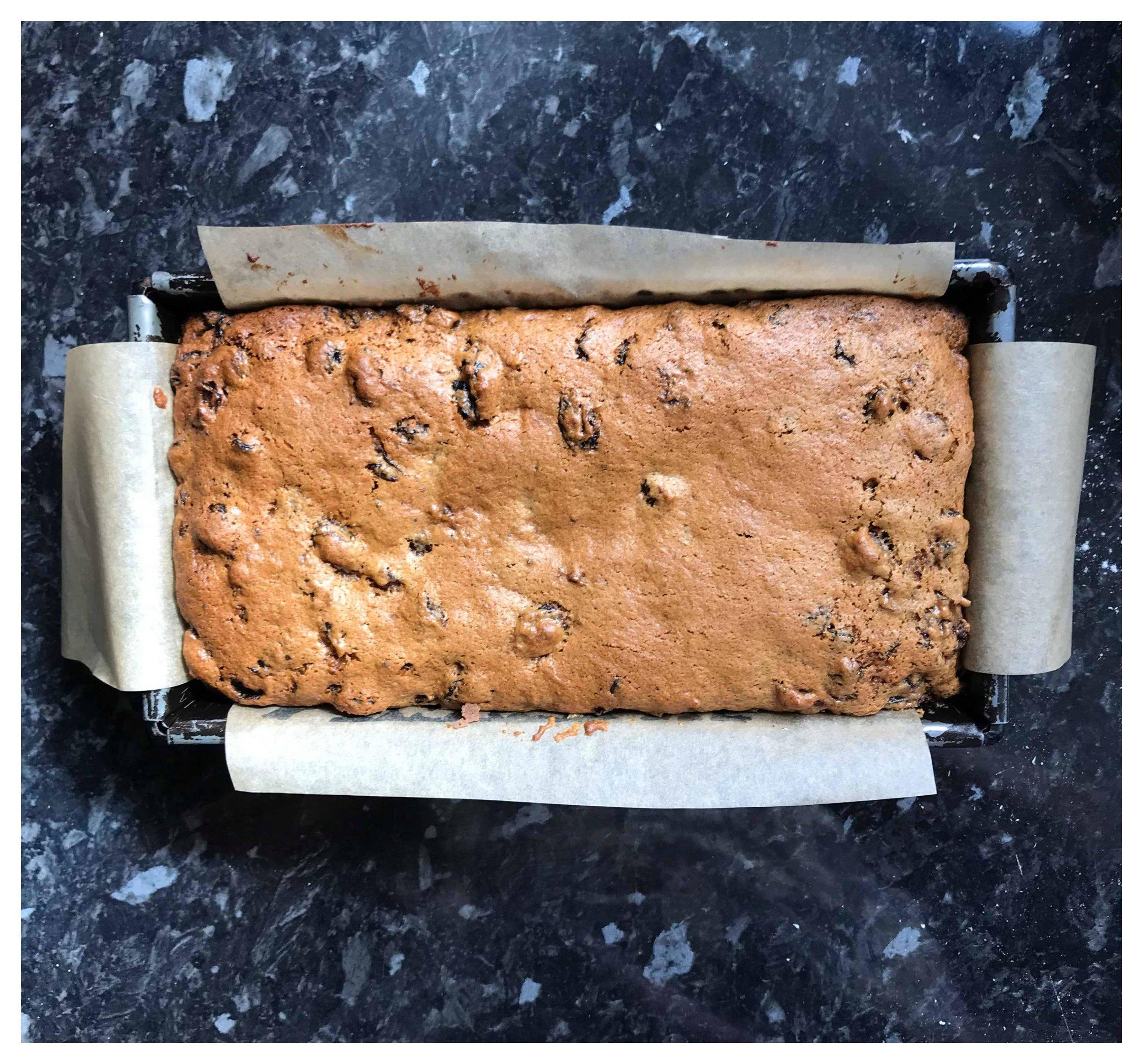 Tea Loaf Cake