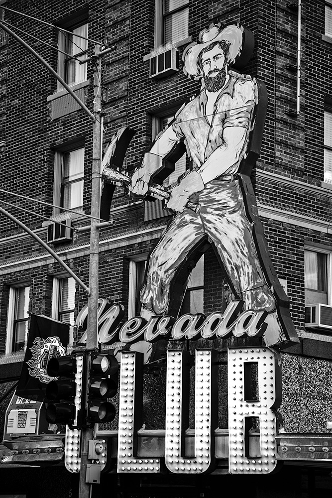 The Nevada Club RT 93