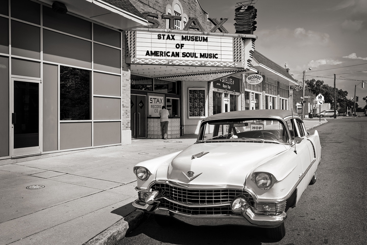 Stax Music + Cadillac
