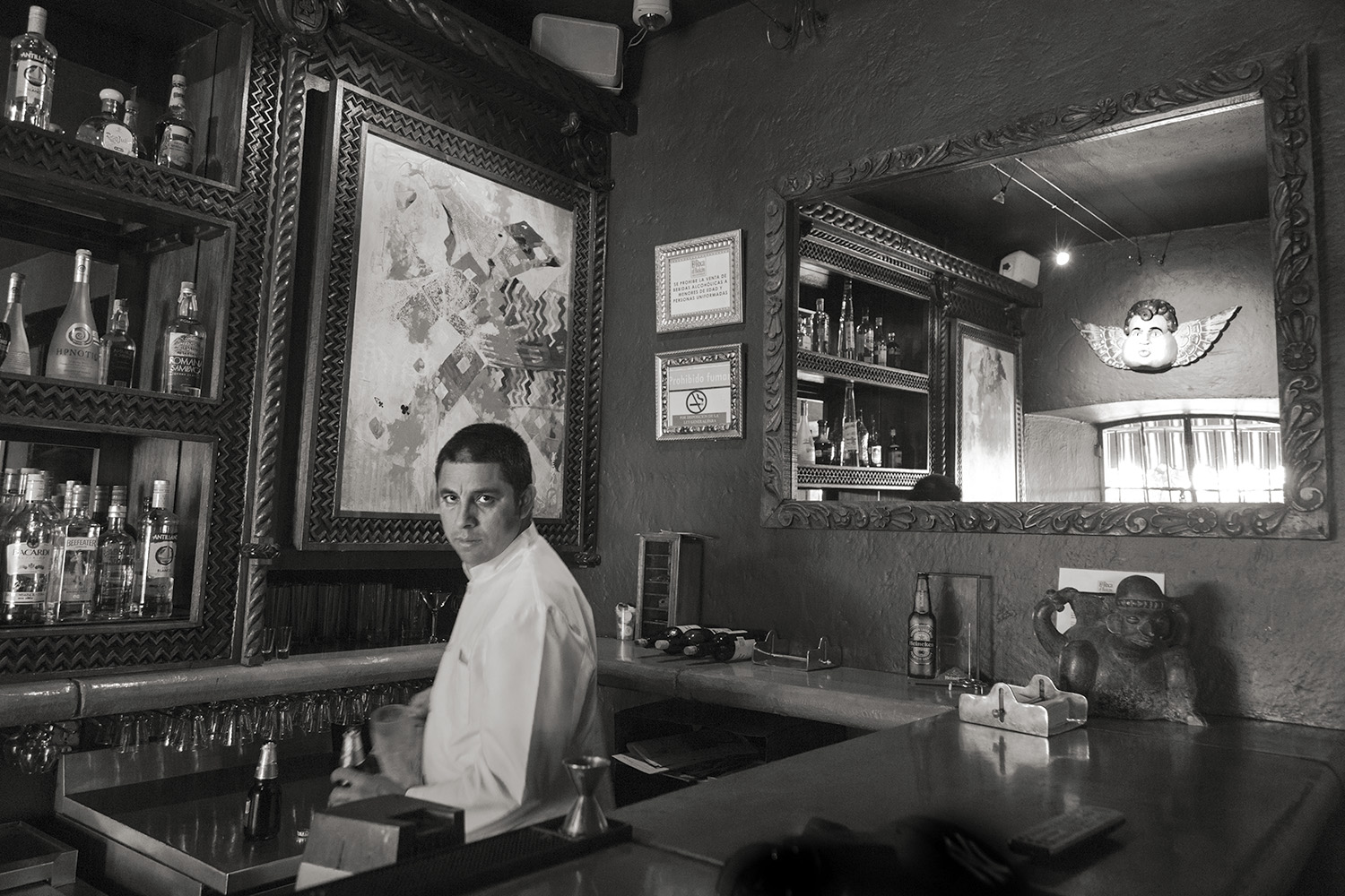 Bartender Mexico RT 93