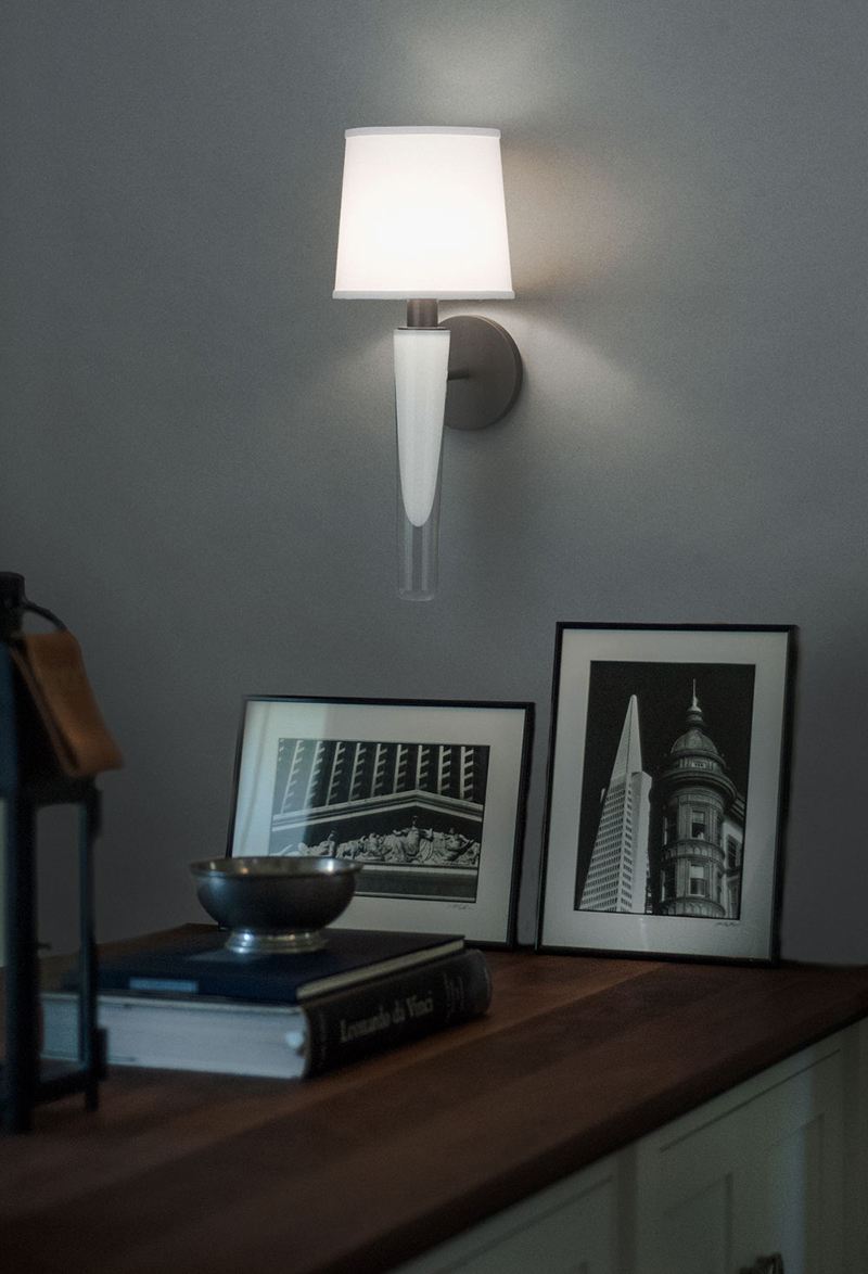 Grasse Sconce in office
