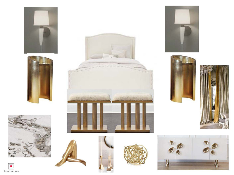 Grasse Sconce_bedroom_Wohnkultur