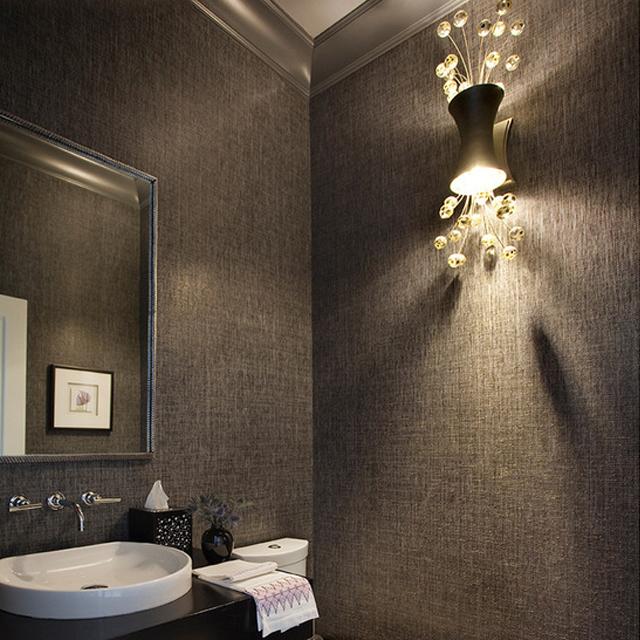Pop bathroom wall sconce by Boyd Lighting