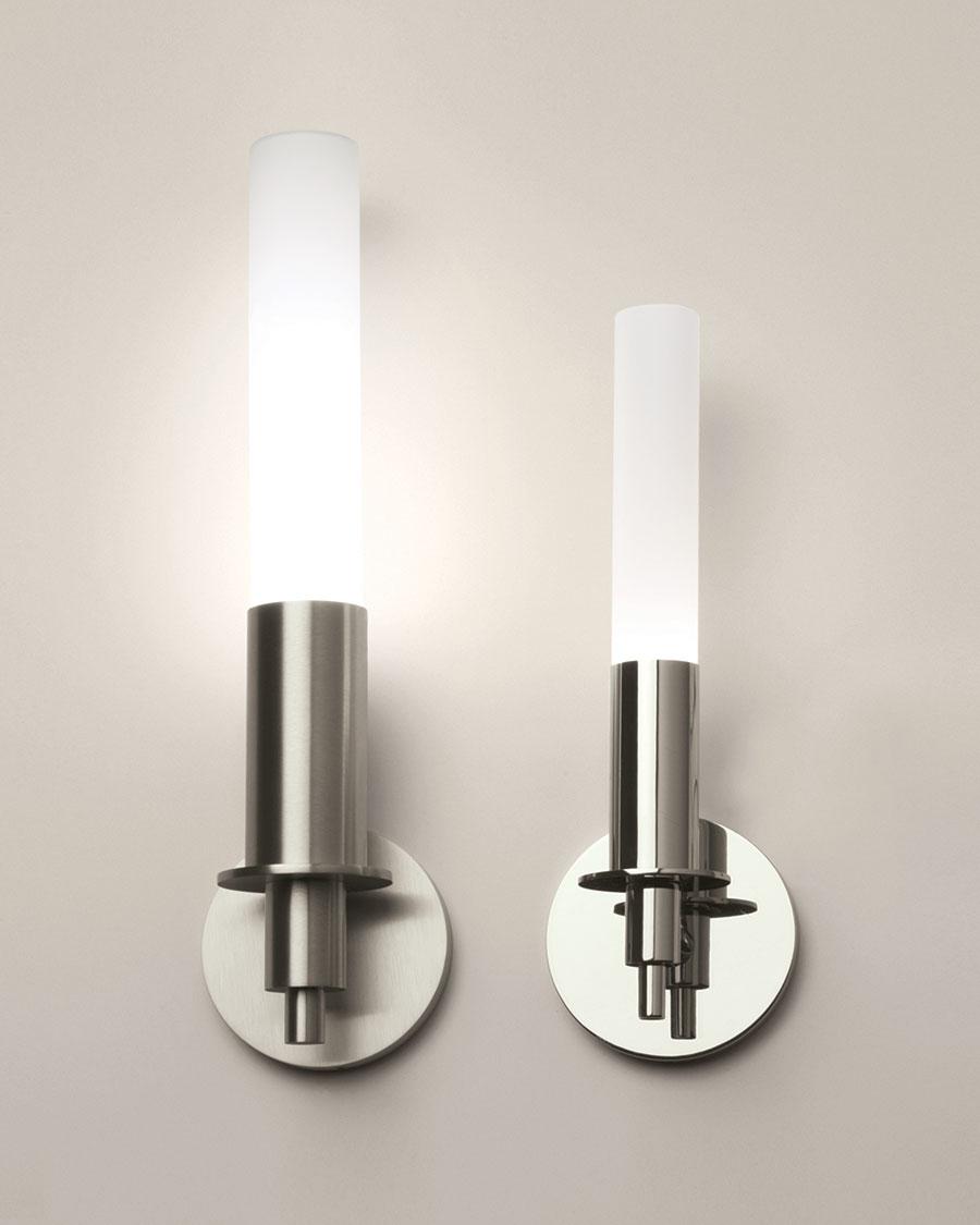 Mercury bathroom sconce by Boyd Lighting